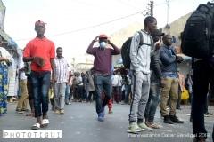 Manifestation Dakar